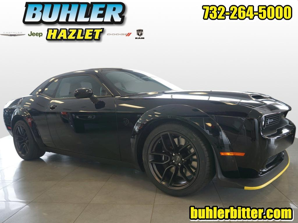 New 2019 Dodge Challenger SRT HELLCAT REDEYE For Sale in Hazlet NJ