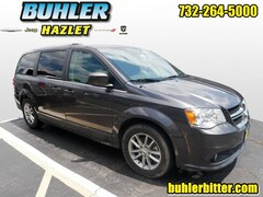 2018 Dodge Grand Caravan SXT certified Van Passenger Van 2C4RDGCG2JR326645 for sale in Monmouth County, NJ at Buhler Chrysler Jeep Dodge Ram