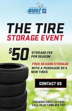 The Tire Storage Event