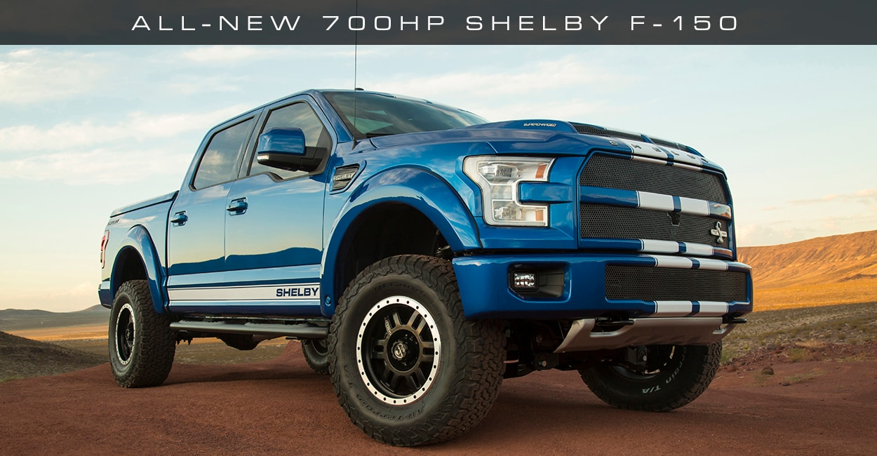 Ford Truck Shelby >> Ford Shelby F 150 Truck In Woodstock Il Bull Valley Ford