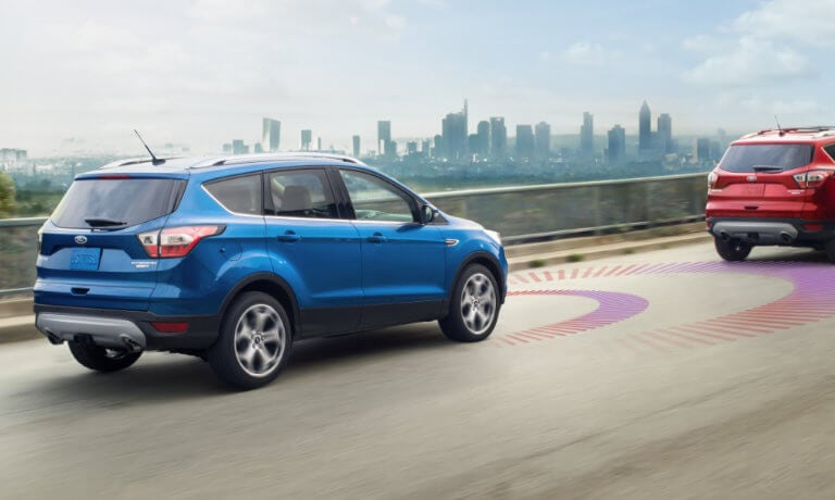 2019 Ford Escape Personal Safety System
