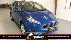 New 2019 Ford Fiesta SE 200A Sedan in Woodstock, IL