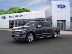 New 2020 Ford F-150 Lariat Chrome Package 501A SuperCrew in Woodstock, IL