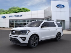 New 2020 Ford Expedition Limited 303A Sport Utility in Woodstock, IL
