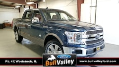 New 2019 Ford F-150 King Ranch 601A SuperCrew in Woodstock, IL