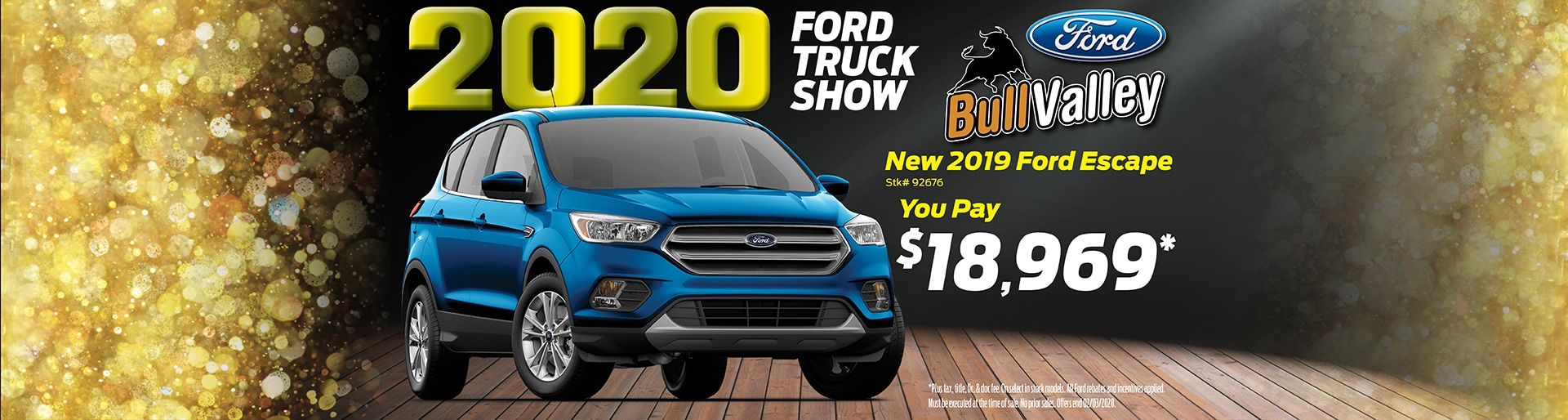 2019 Ford Escaper