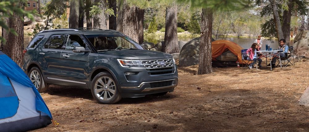 Ford Explorer Lease & Fiannce Deals