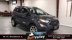 New 2018 Ford EcoSport SE SUV in Woodstock, IL