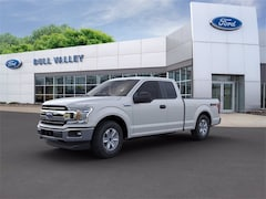 New 2020 Ford F-150 XLT 300A Super Cab in Woodstock, IL