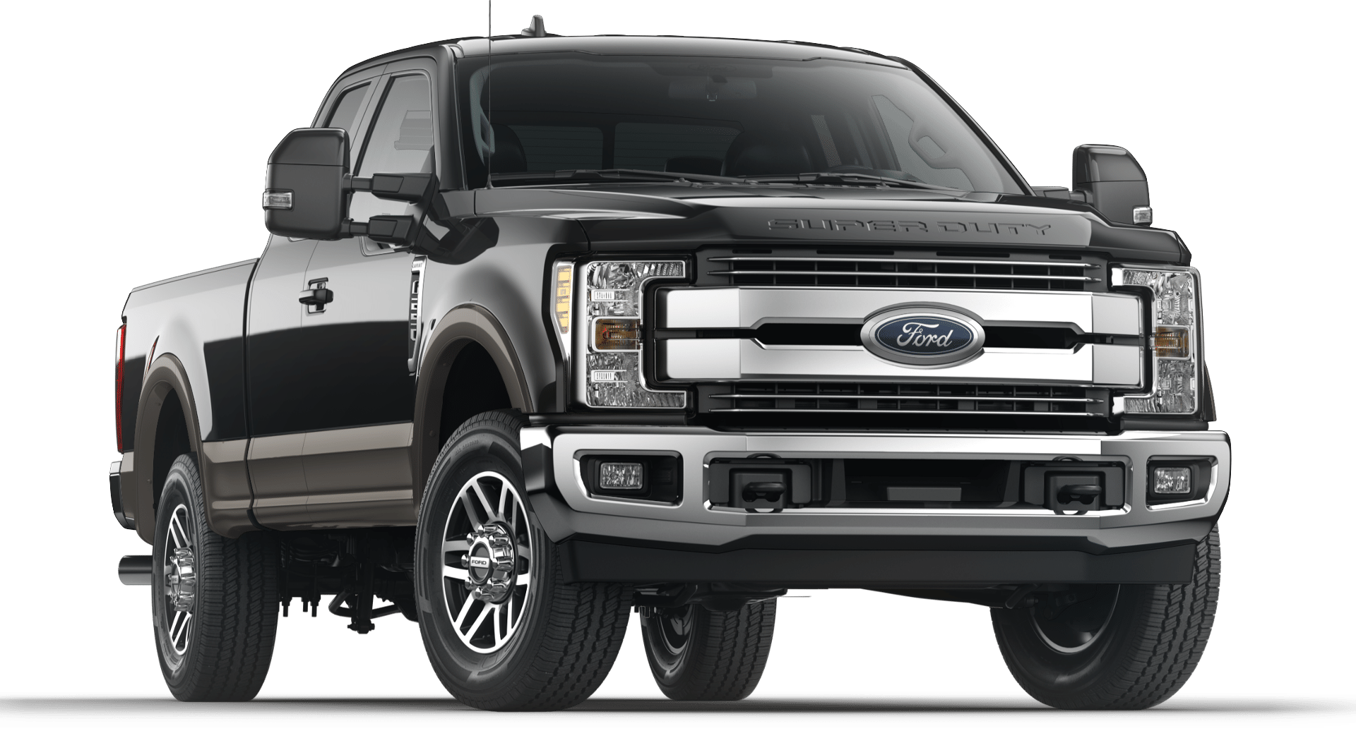 2019 Blue Lariat Ford F-250