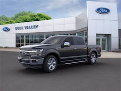 2020 Ford F-150 Lariat Chrome Package 502A SuperCrew