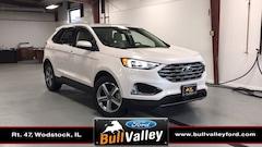 New 2019 Ford Edge SEL SUV in Woodstock, IL