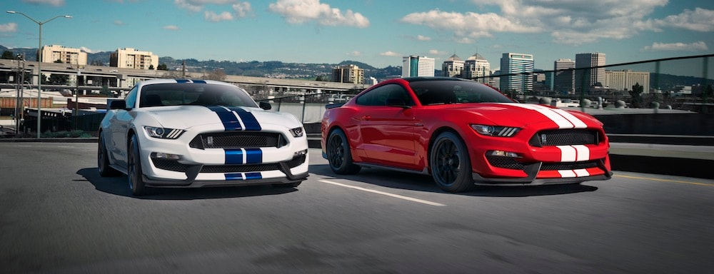 Ford Mustang Vs. Chevy Camaro Vs. Dodge Charger