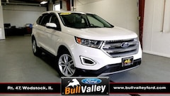 Used 2016 Ford Edge SEL SUV in Woodstock, IL