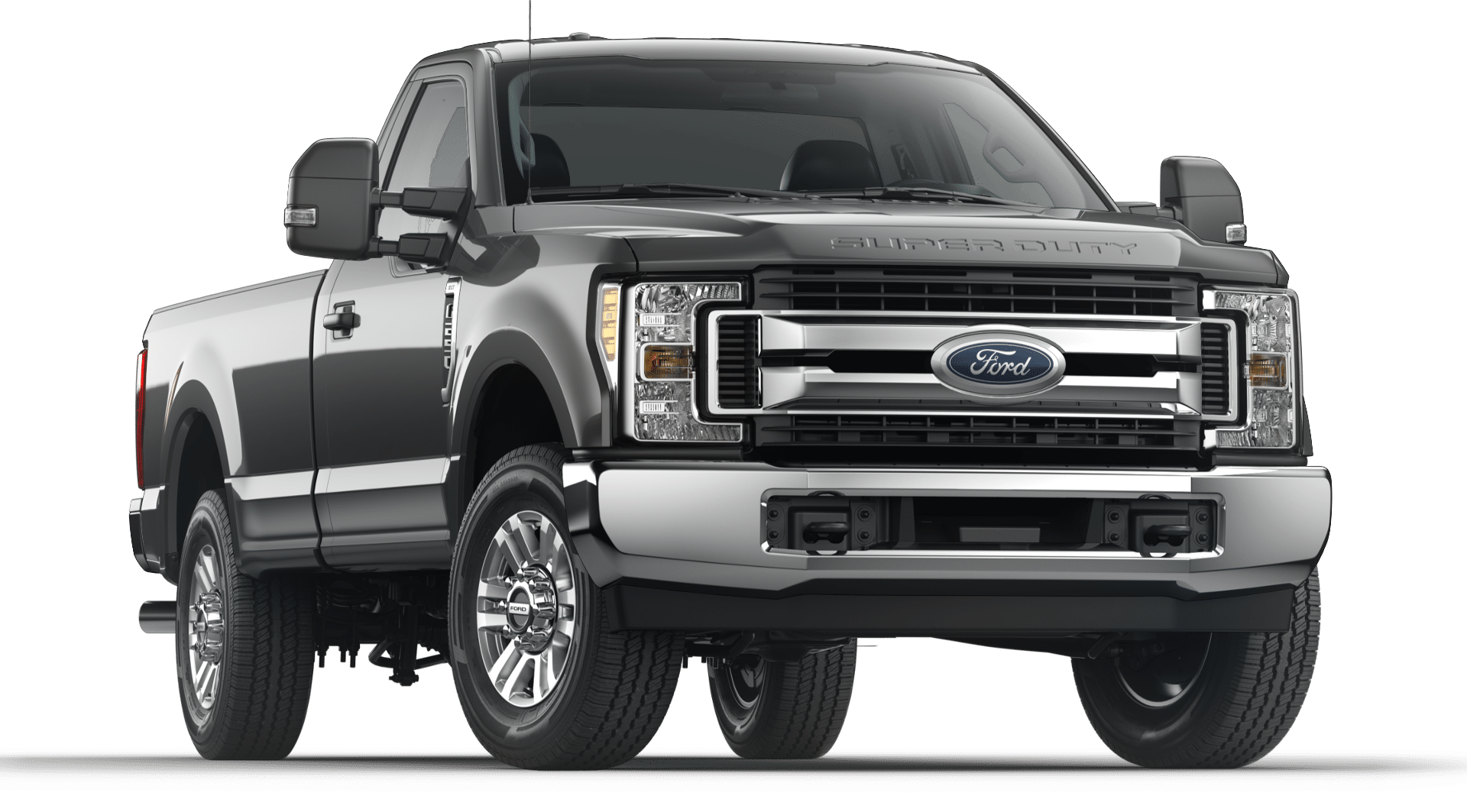 2019 Magentic Ford F-250 XLT