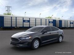 New 2020 Ford Fusion S 100A Sedan in Woodstock, IL