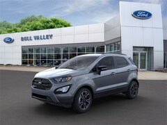 New 2020 Ford EcoSport SES 300A Sport Utility in Woodstock, IL