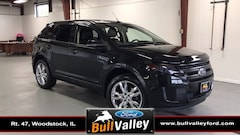 Used 2014 Ford Edge SEL SUV in Woodstock, IL