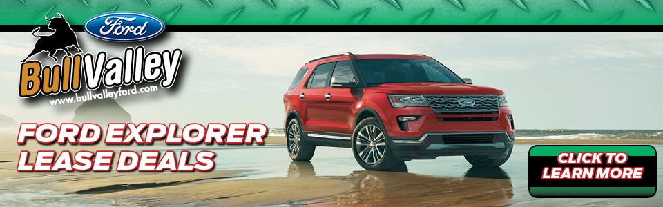 Ford Explorer Lease Deals & Finance Offers