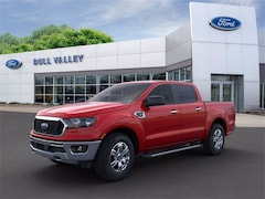 New 2020 Ford Ranger XLT 302A Crew Cab in Woodstock, IL