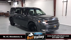 New 2018 Ford Flex Limited w/Ecoboost SUV in Woodstock, IL