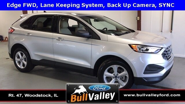 Used Ford Edge Woodstock Il