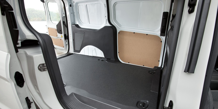 2018 Ford Transit Connect Cargo Space in Woodstock, IL