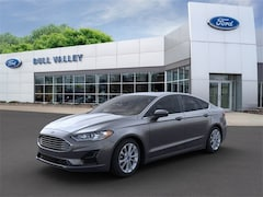 New 2020 Ford Fusion Hybrid SE Sedan in Woodstock, IL