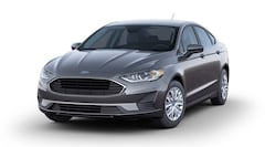 New 2020 Ford Fusion S 100A Sedan in Woodstock, IL