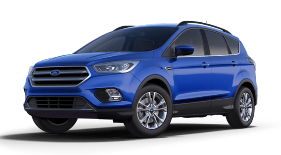 2019 Blue Ford Escape SEL
