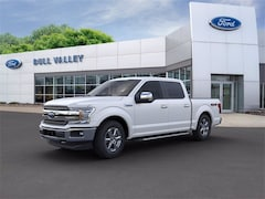 2020 Ford F-150 Lariat Chrome Package 501A SuperCrew
