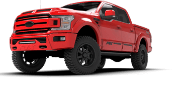 Ford Tuscany FTX vs  Tonka vs  Black Ops | Custom F-150 Trucks