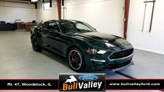 New 2019 Ford Mustang Bullitt 500A Coupe in Woodstock, IL