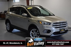 Certified 2018 Ford Escape SE SUV in Woodstock, IL