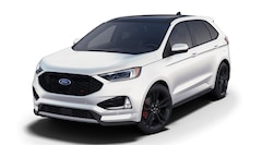 New 2020 Ford Edge ST Sport Utility in Woodstock, IL