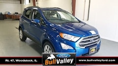 New 2019 Ford EcoSport SE 200A Sport Utility in Woodstock, IL