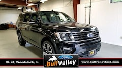 New 2019 Ford Expedition Limited 303A Sport Utility in Woodstock, IL