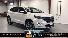 Certified 2018 Ford Edge Sport 400a AWD SUV in Woodstock, IL