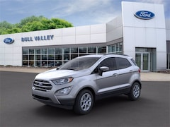 New 2020 Ford EcoSport SE 200A Sport Utility in Woodstock, IL