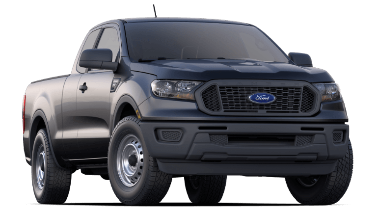 2019 Ford Ranger XL Magnetic Black