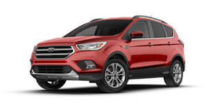 The 2018 Ford Escape SE