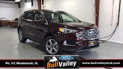 New 2019 Ford Edge SEL 201A Sport Utility in Woodstock, IL