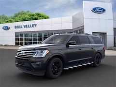 New 2020 Ford Expedition Max XLT 202A Sport Utility in Woodstock, IL