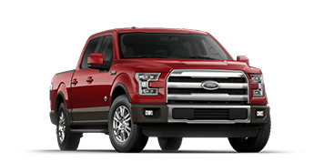 A 2017 Ford F-150 King Ranch