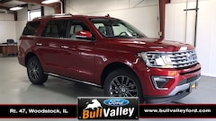 New 2019 Ford Expedition Limited 301A Sport Utility in Woodstock, IL