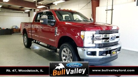 2019 Ford F-350SD Lariat 618A Crew Cab