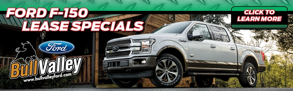 Ford F-150 Lease Deals