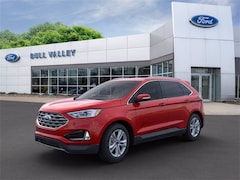 New 2020 Ford Edge SEL 201A Sport Utility in Woodstock, IL