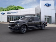 New 2020 Ford F-150 Lariat SuperCrew in Woodstock, IL