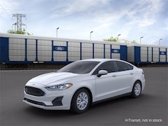 New 2020 Ford Fusion S Sedan in Woodstock, IL